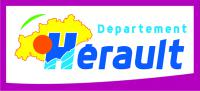 logo du conseil départemental de l'Hérault