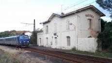 gare de Faugères