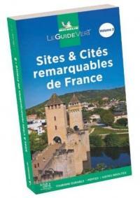 Guide Vert Site et Cité remarquables de Michelin