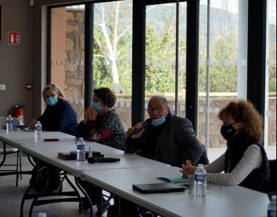Comité de pilotage Contrat Région Occitanie et Pays HLV à Pierrerue