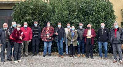 Le comité des élus du Grand Site le 16.12.2020 à La Livinière